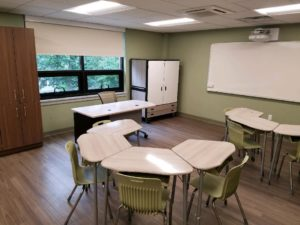 Craig School Classroom 1