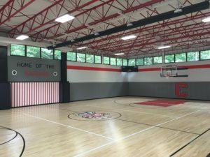 Craig School Gym Reno Complete
