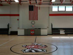 Craig School Gym Reno In Progress