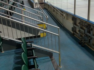 Codey Arena, Arena 1