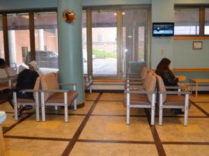 St. Mary's Hospital ER Waiting Room