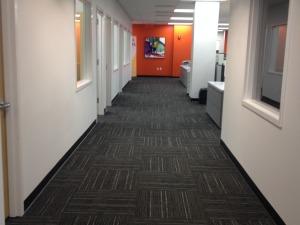 Atlas Data Systems, Hallway – Berkeley Heights, NJ