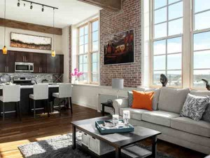 Historic-Retro-fit-(from-factory-to-lofts)-Apartment,-Bayonne,-NJ