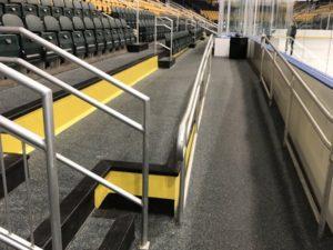 Codey Arena Rink 1 Stands
